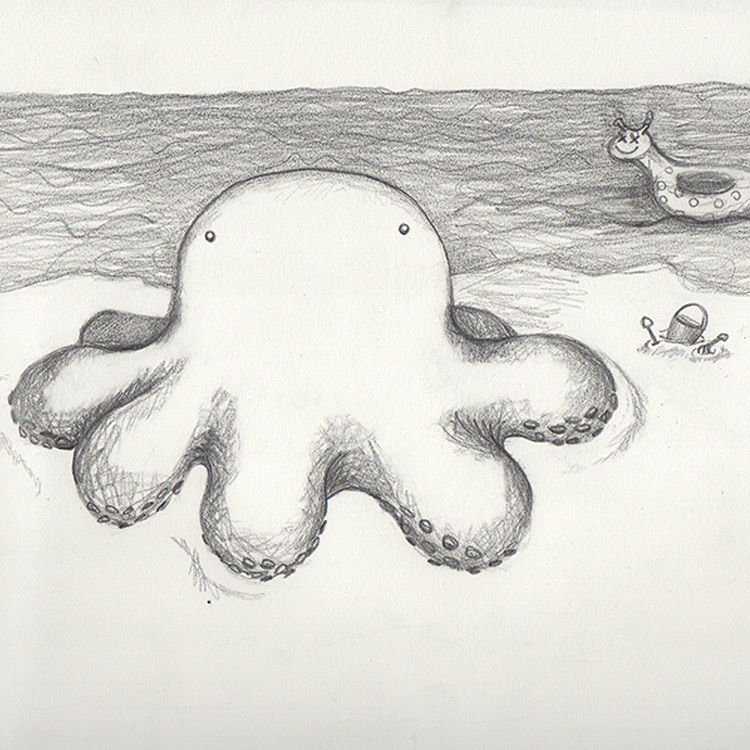 The Giant Freshwater Octopus Entry # 12