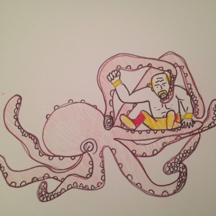 The Giant Freshwater Octopus Entry # 4