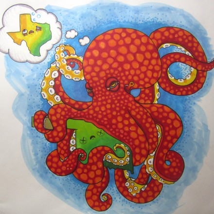 The Giant Freshwater Octopus Entry # 6