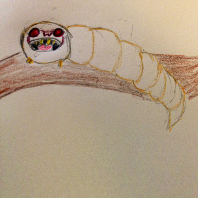 The White Worm Entry # 10