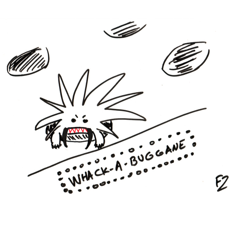 The Buggane Entry # 11