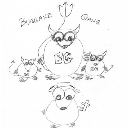 The Buggane Entry # 18