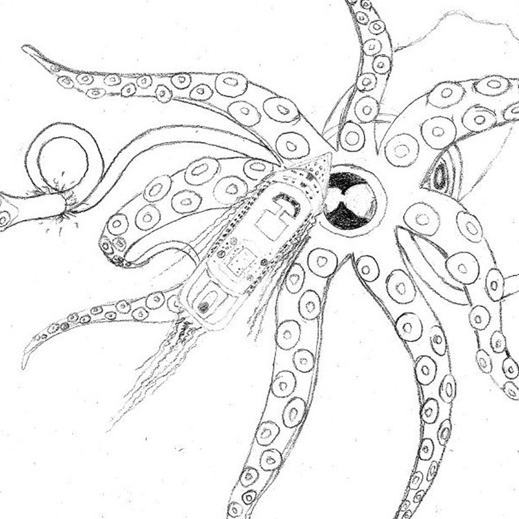 The Giant Squid Entry # 22