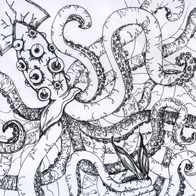 The Giant Squid Entry # 3