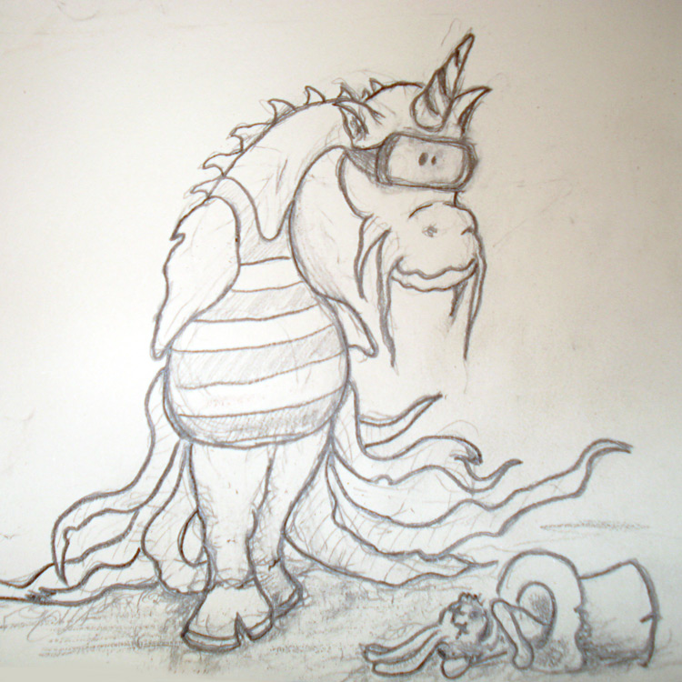 The Mermacorn Entry # 3