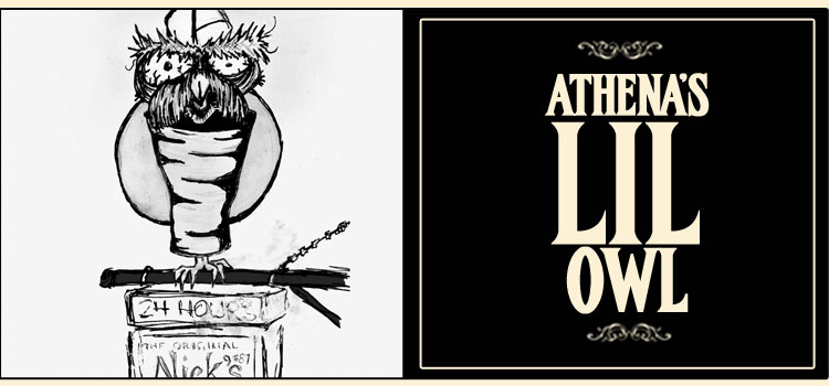 Athena's Lil Owl