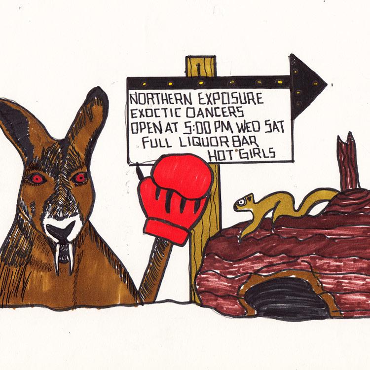 The Phantom Kangaroo Entry # 3