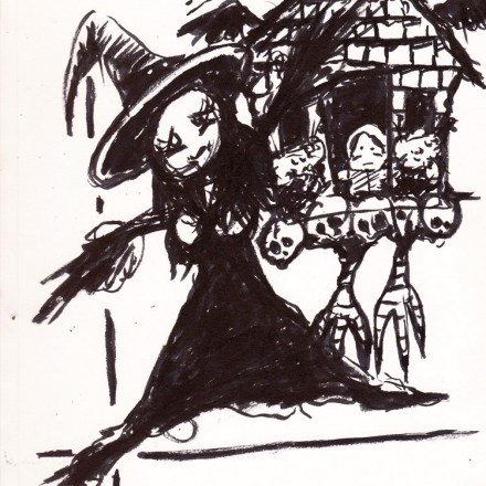 The Baba Yaga Entry #3