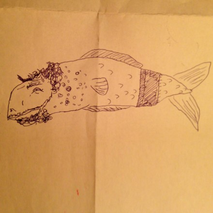 The Fur-Bearing Trout Entry # 12