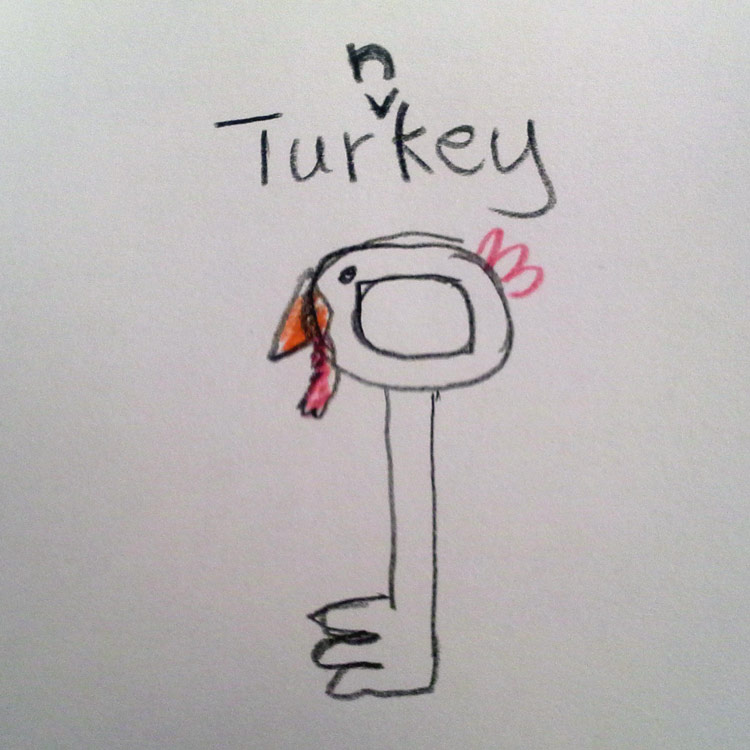 The Turkey Entry # 13