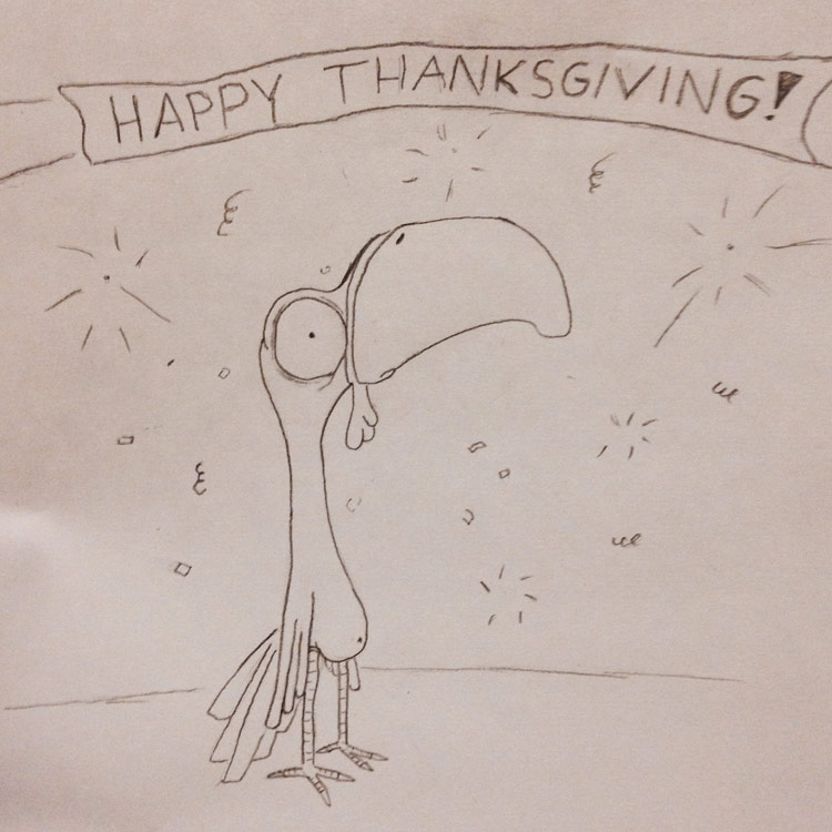 The Turkey 2014 Entry # 19