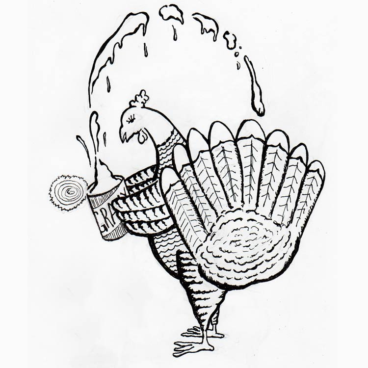 The Turkey 2014 Entry # 5