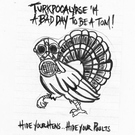 The Turkey 2014 Entry # 7