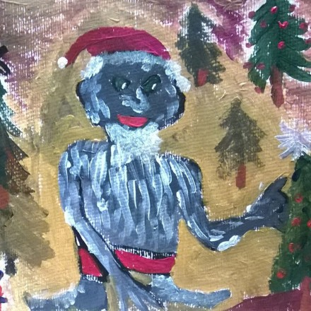How the Abominable Snowman Saved Xmas Entry #17