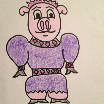 the Pig-Faced Women Entry # 4