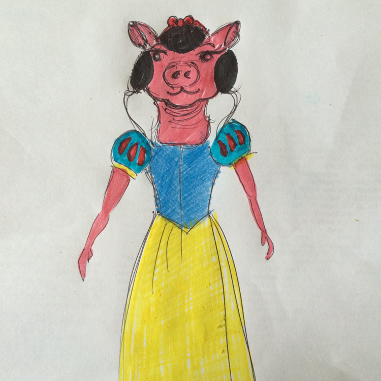 The Pig Faced Women Entry # 3