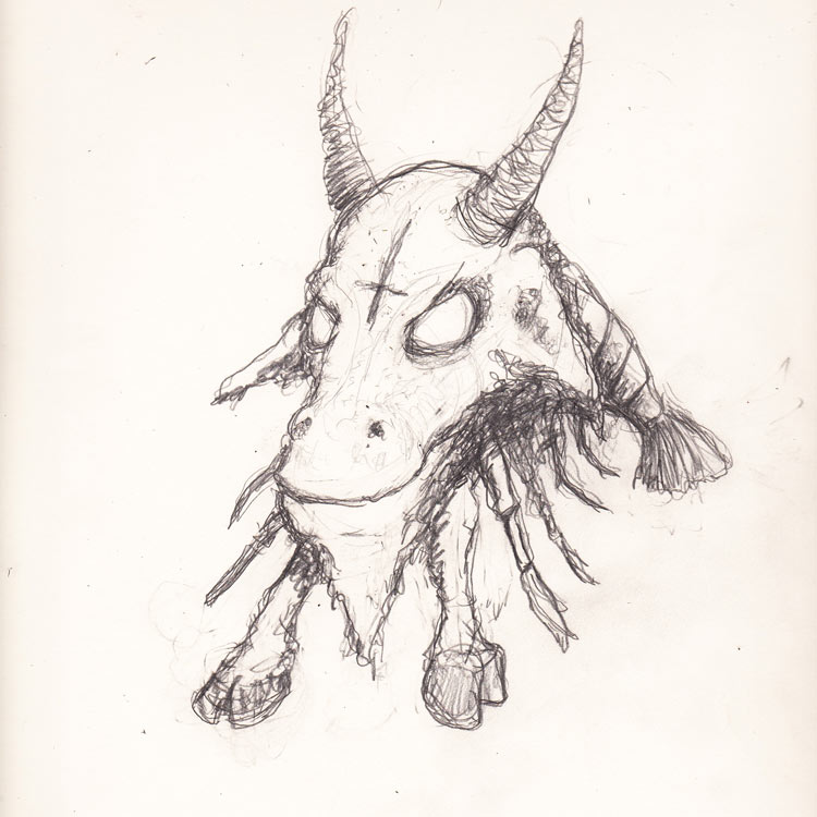 The Sea Goat Entry # 3