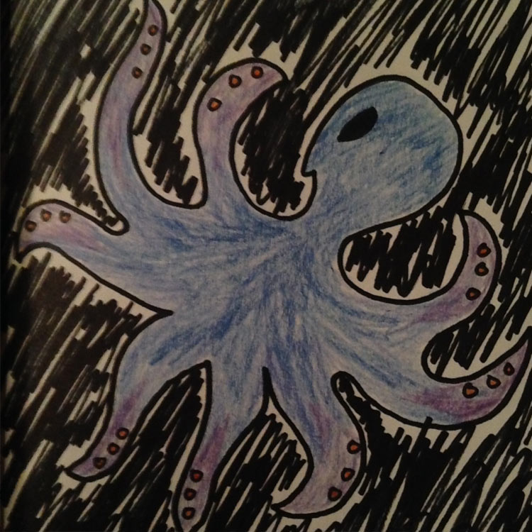 The Kraken Entry # 2
