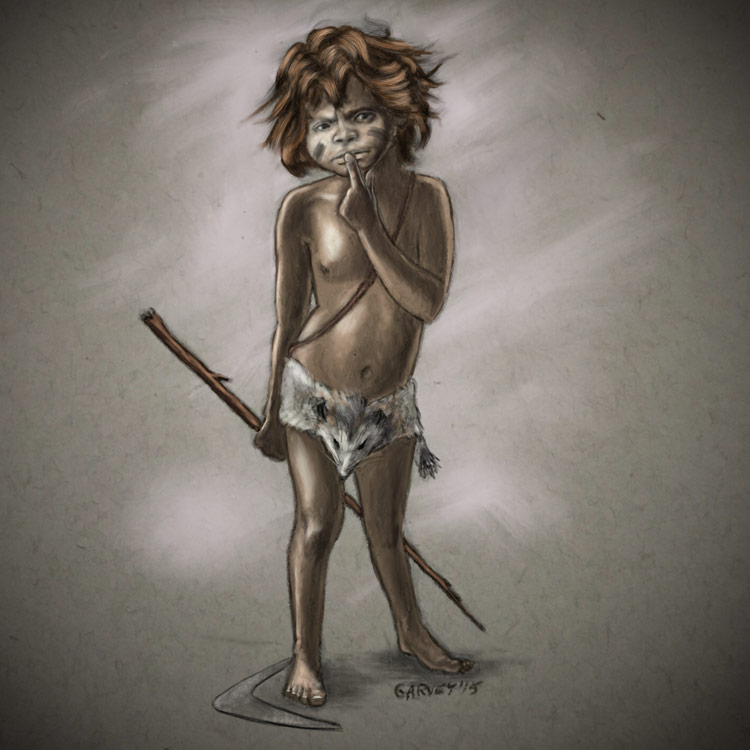 The Feral Children Entry # 6