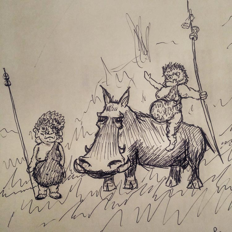 The Feral Children Entry # 9