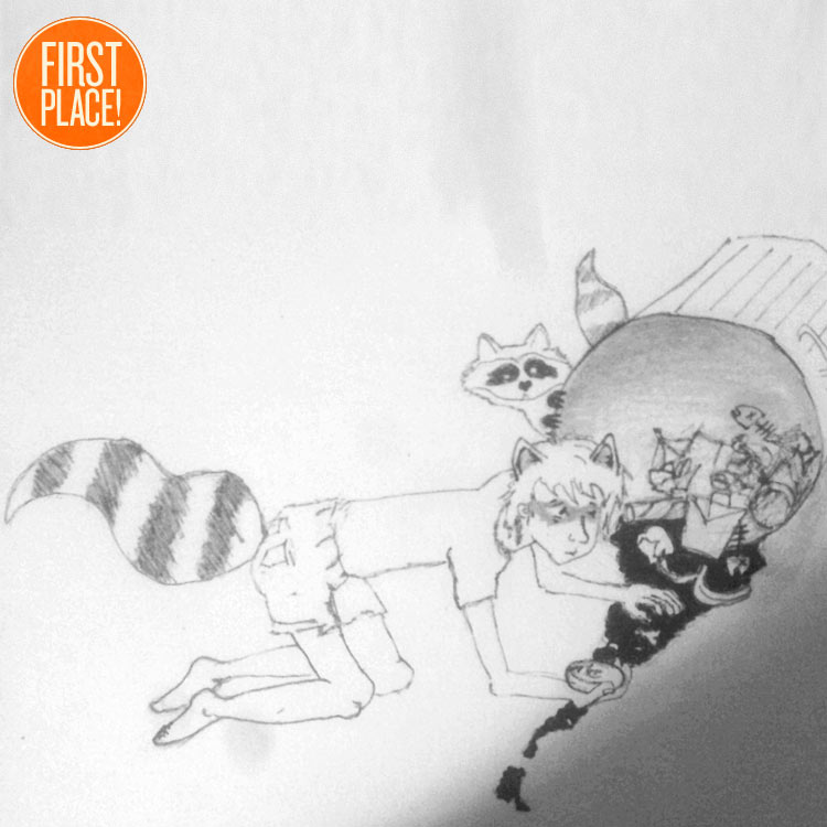 The First Place Feral Children Entry