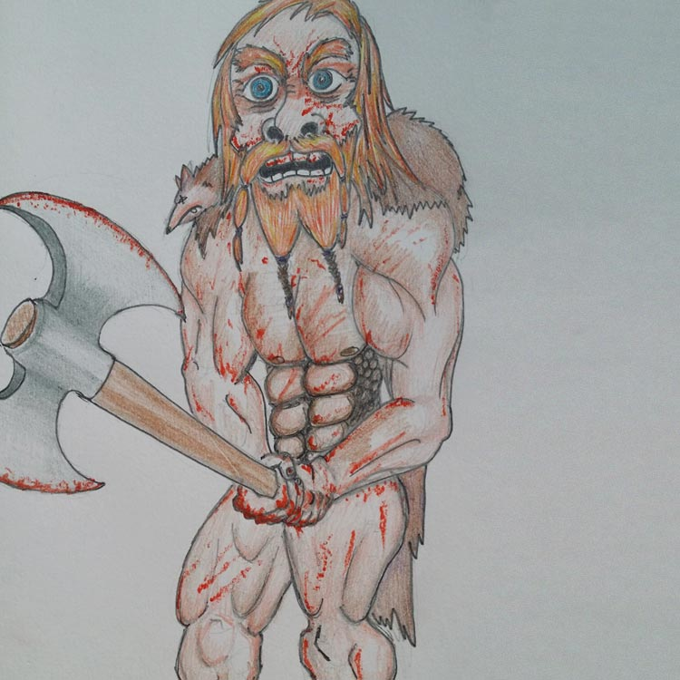 The Berserker Entry # 3