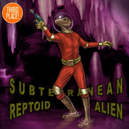 The Third Place Subterranean Reptoid Entry