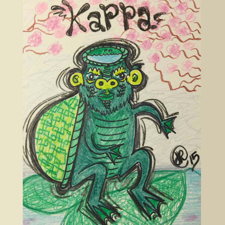 The Kappa Entry # 13