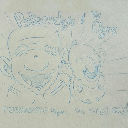 The Ogre Vs Pukwudgie Entry # 3