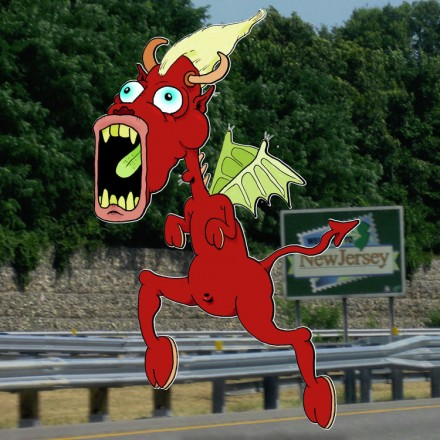 The Jersey Devil Entry # 2