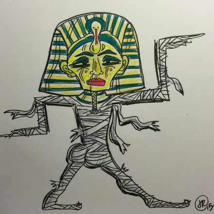 The Mummy Entry # 15