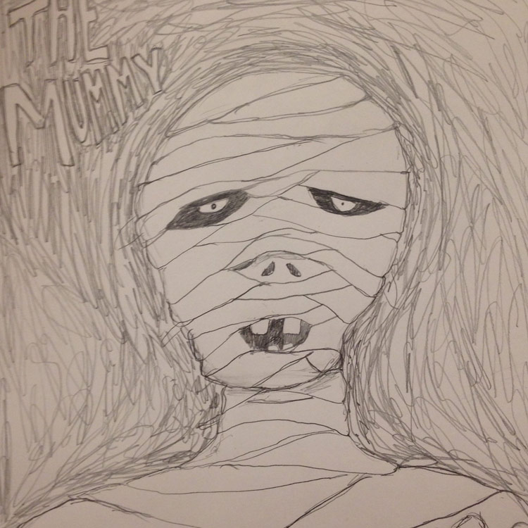 The Mummy Entry # 5