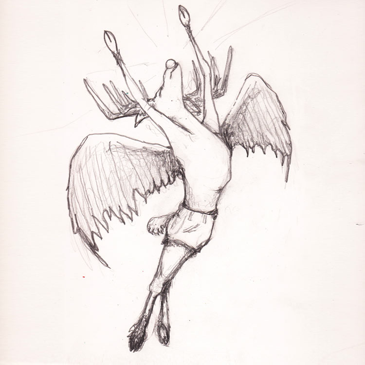 The Flying Reindeer Entry # 6