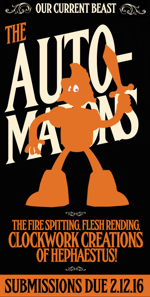 this week- The Automatons!