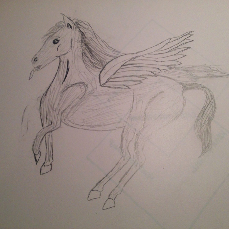 The Pegasus Entry # 4