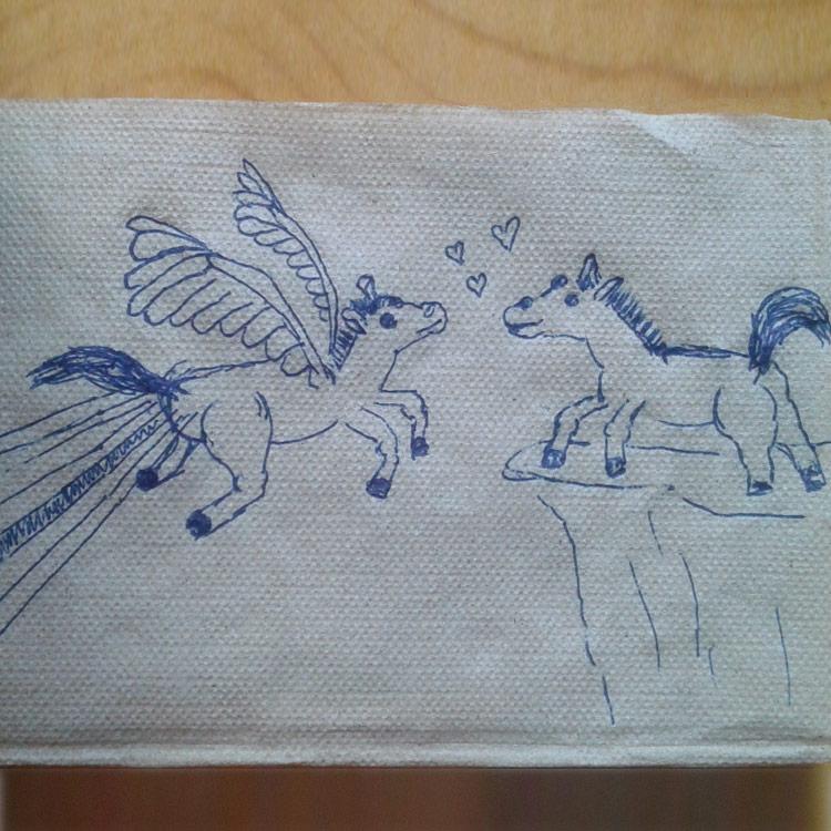 The Pegasus Entry # 5