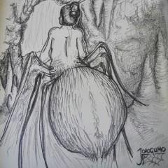 The Jorogumo Entry # 1