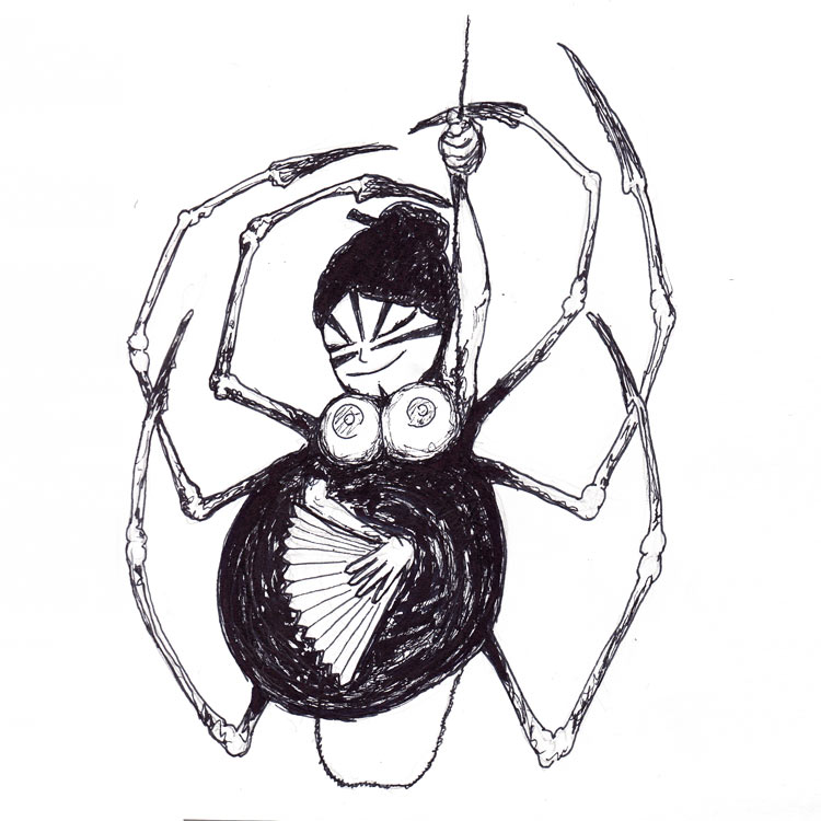 The Jorogumo Entry # 4