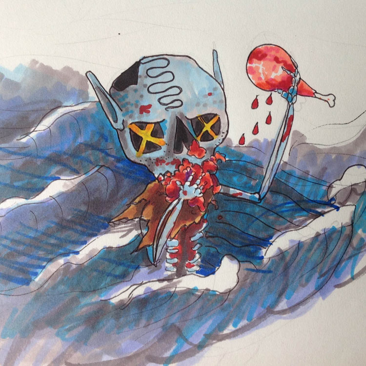 Bloody Bones Entry # 4