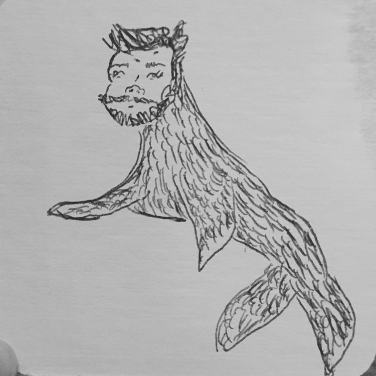 The Selkie Entry # 9