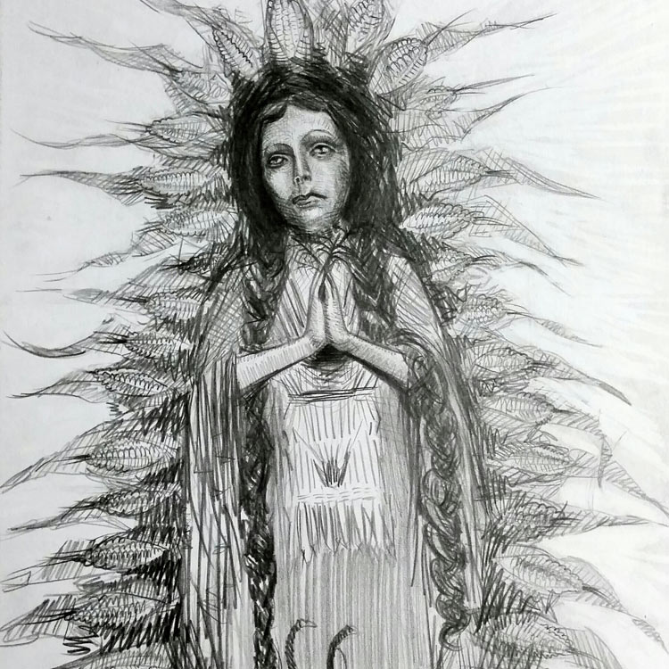 The Corn Mother Entry # 6