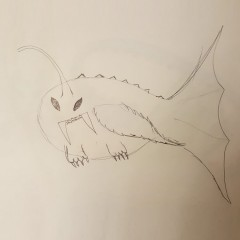 The Underwater Panther Entry # 7