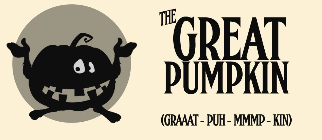 The Great Pumpkin 2016