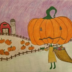 The Great Pumpkin 2016 Entry # 8