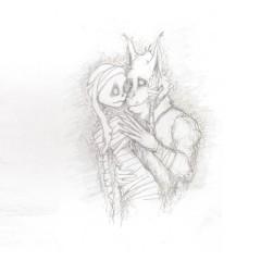 The Werewolf VS The Mummy Entry # 4