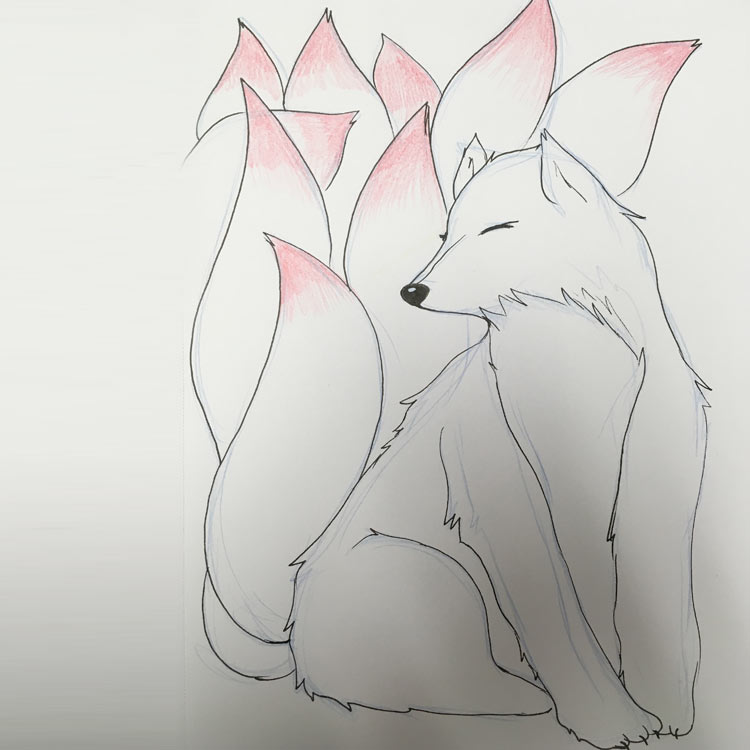 The Kitsune Entry # 12