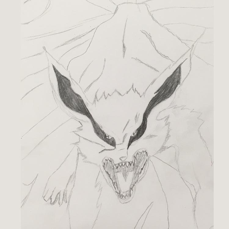 The Kitsune Entry # 13