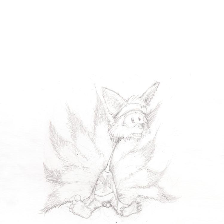 The Kitsune Entry # 2