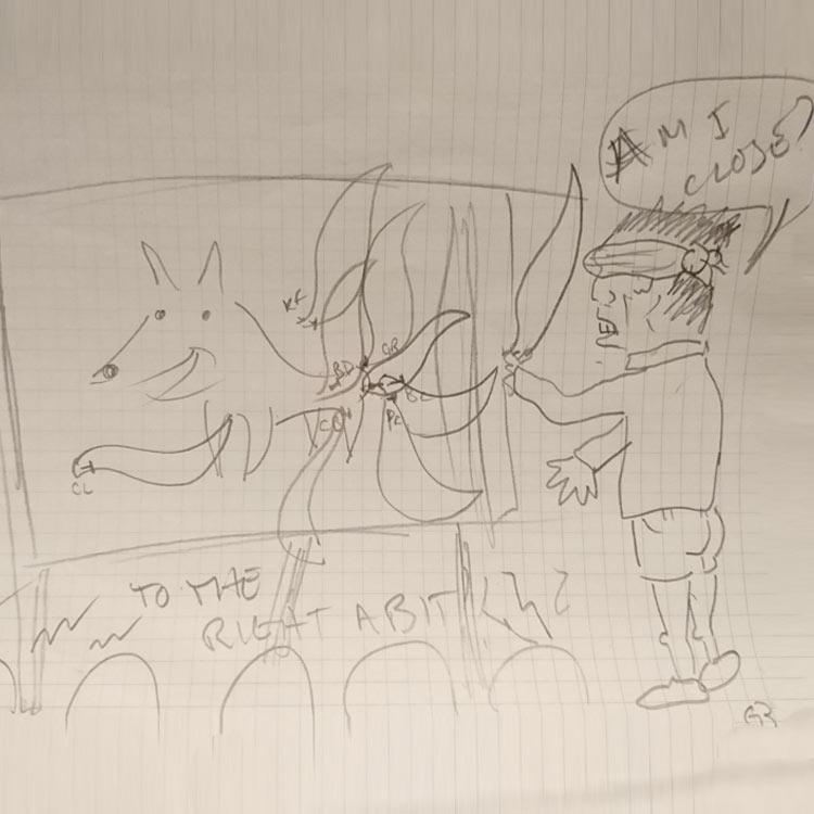 The Kitsune Entry # 22