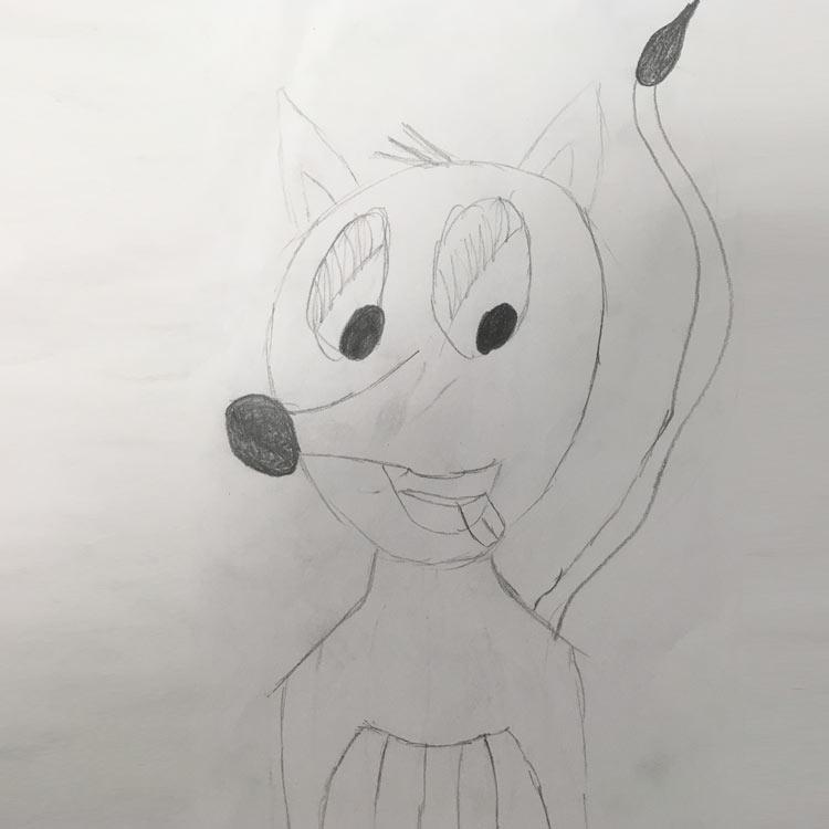 The Kitsune Entry # 6